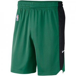 Boston Celtics Nike Practise Shorts - Youth