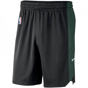 Milwaukee Bucks Nike Practise Shorts - Youth