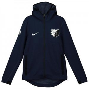 Memphis Grizzlies Memphis Grizzlies Nike Thermaflex Showtime Jacket - Youth