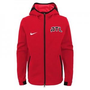 Atlanta Hawks Atlanta Hawks Nike Thermaflex Showtime Jacket - Youth