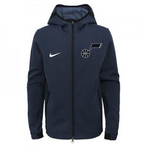 Utah Jazz Utah Jazz Nike Thermaflex Showtime Jacket - Youth