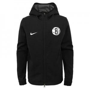 Brooklyn Nets Brooklyn Nets Nike Thermaflex Showtime Jacket - Youth