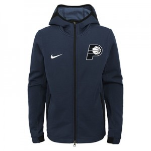 Indiana Pacers Indiana Pacers Nike Thermaflex Showtime Jacket - Youth