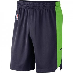Minnesota Timberwolves Nike Practise Shorts - Youth