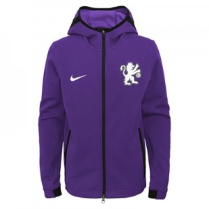 Sacramento Kings Sacramento Kings Nike Thermaflex Showtime Jacket - Youth