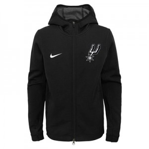 San Antonio Spurs San Antonio Spurs Nike Thermaflex Showtime Jacket - Youth