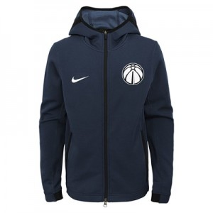 Washington Wizards Washington Wizards Nike Thermaflex Showtime Jacket - Youth