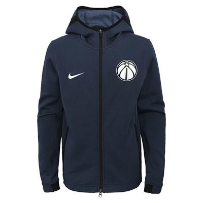 Washington Wizards Washington Wizards Nike Thermaflex Showtime Jacket - Youth