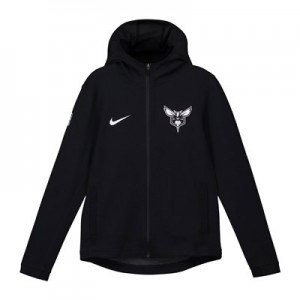 Charlotte Hornets Charlotte Hornets Nike Thermaflex Showtime Jacket - Youth