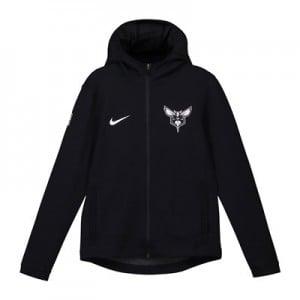 Charlotte Hornets Charlotte Hornets Nike Thermaflex Showtime Jacket - Youth