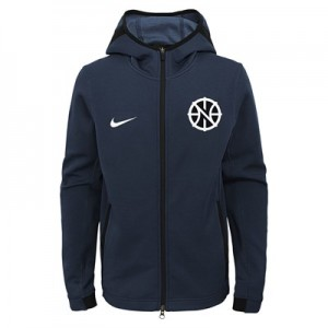 New Orleans Pelicans New Orleans Pelicans Nike Thermaflex Showtime Jacket - Youth
