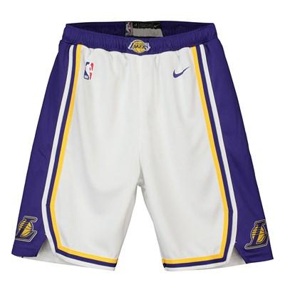 Los Angeles Lakers Nike Association Swingman Short - Youth