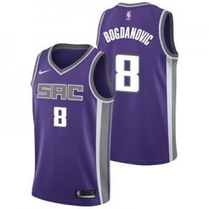 Nike Sacramento Kings Nike Icon Swingman Jersey - Bogdan Bogdanovic - Mens Sacramento Kings Nike Icon Swingman Jersey - Bogdan Bogdanovic - Mens