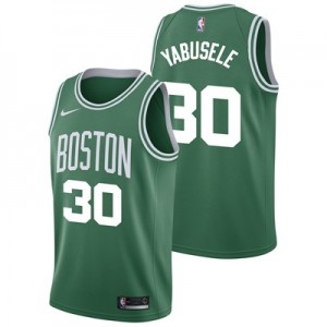 Nike Boston Celtics Nike Icon Swingman Jersey - Guerschon Yabusele - Mens Boston Celtics Nike Icon Swingman Jersey - Guerschon Yabusele - Mens