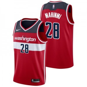 Nike Washington Wizards Nike Icon Swingman Jersey - Ian Mahinmi - Mens Washington Wizards Nike Icon Swingman Jersey - Ian Mahinmi - Mens