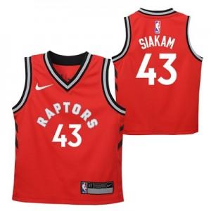 Toronto Raptors Nike Icon Replica Jersey - Pascal Siakam - Kids