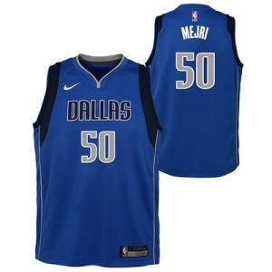 Dallas Mavericks Nike Icon Swingman Jersey - Salah Mejri - Youth