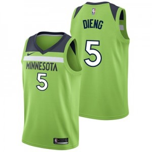 Minnesota Timberwolves Nike Statement Swingman Jersey - Jeff Teague - Mens
