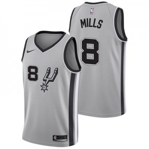 Nike San Antonio Spurs Nike Statement Swingman Jersey - Patty Mills - Mens San Antonio Spurs Nike Statement Swingman Jersey - Patty Mills - Mens