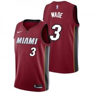 Nike Miami Heat Nike Statement Swingman Jersey - Dwyane Wade - Mens Miami Heat Nike Statement Swingman Jersey - Dwyane Wade - Mens