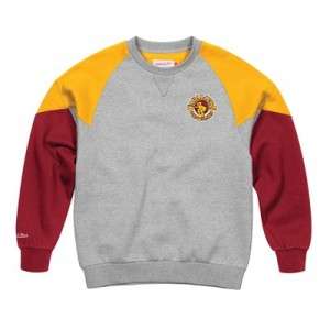 Cleveland Cavaliers Trading Block Crew By Mitchell & Ness - Mens