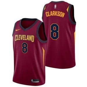 Nike Cleveland Cavaliers Nike Icon Swingman Jersey - Jordan Clarkson - Mens Cleveland Cavaliers Nike Icon Swingman Jersey - Jordan Clarkson - Mens