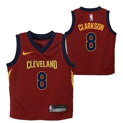 Cleveland Cavaliers Nike Icon Replica Jersey - Jordan Clarkson - Toddler
