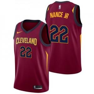 Nike Cleveland Cavaliers Nike Icon Swingman Jersey - Larry Nance Jr. - Mens Cleveland Cavaliers Nike Icon Swingman Jersey - Larry Nance Jr. - Mens
