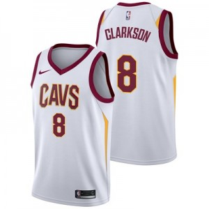 Nike Cleveland Cavaliers Nike Association Swingman Jersey - Jordan Clarkson - Mens Cleveland Cavaliers Nike Association Swingman Jersey - Jordan Clarkson - Mens
