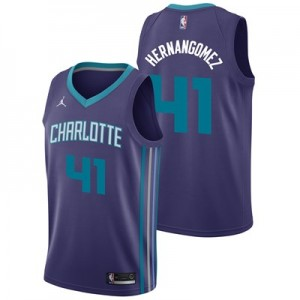 Nike Charlotte Hornets Jordan Statement Swingman Jersey - Willy Hernangomez - Mens Charlotte Hornets Jordan Statement Swingman Jersey - Willy Hernangomez - Mens