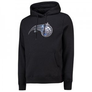 Orlando Magic Midnight Mascot Core Hoodie - Black - Mens