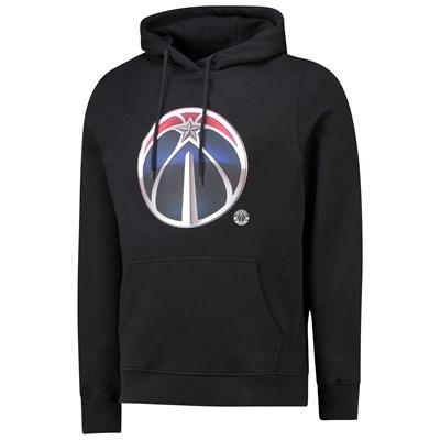 Washington Wizards Midnight Mascot Core Hoodie - Black - Mens