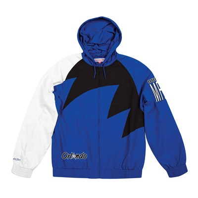 Orlando Magic Sharktooth Jacket By Mitchell & Ness - Mens
