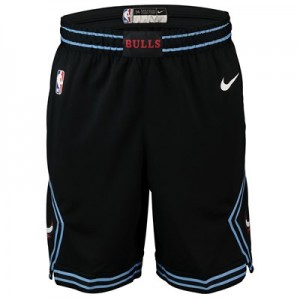 Chicago Bulls Nike City Edition Swingman Short - Youth
