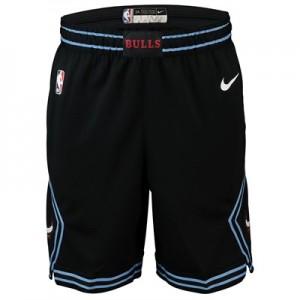 Chicago Bulls Nike City Edition Swingman Short - Youth