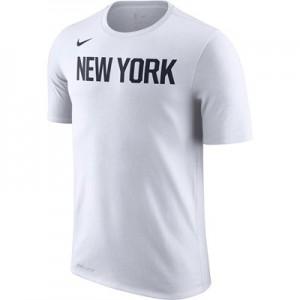 New York Knicks Nike City Edition Logo T-Shirt - Youth
