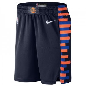 New York Knicks Nike City Edition Swingman Short - Youth