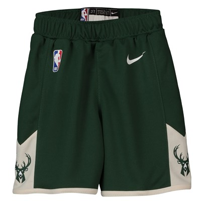 Milwaukee Bucks Nike Icon Replica Short - Toddler