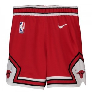 Chicago Bulls Nike Icon Replica Short - Toddler