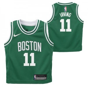 Nike Boston Celtics Nike Icon Replica Jersey - Kyrie Irving - Toddler Boston Celtics Nike Icon Replica Jersey - Kyrie Irving - Toddler