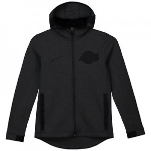 Los Angeles Lakers Nike Showtime Therma Flex Hoodie - Youth