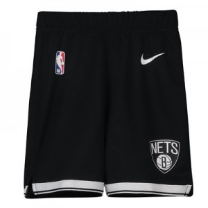 Brooklyn Nets Nike Icon Replica Short - Toddler