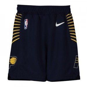 Indiana Pacers Nike Icon Replica Short - Toddler