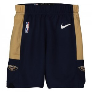 New Orleans Pelicans Nike Icon Replica Short - Toddler