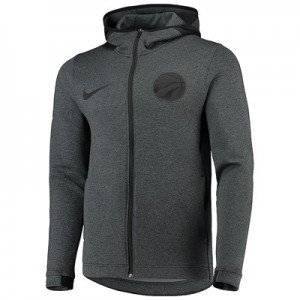 Toronto Raptors Nike Showtime Therma Flex Hoodie - Youth