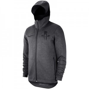 Houston Rockets Nike Showtime Therma Flex Hoodie - Youth