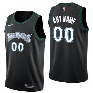 Nike Minnesota Timberwolves Nike Hardwood Classics Edition Swingman Jersey - Custom - Youth Minnesota Timberwolves Nike Hardwood Classics Edition Swingman Jersey - Custom - Youth