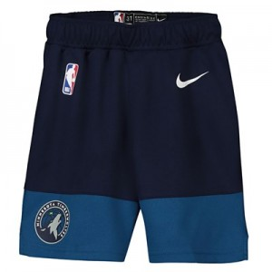 Minnesota Timberwolves Nike Icon Replica Short - Toddler