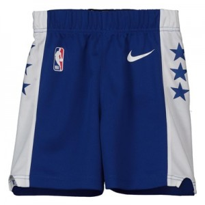 Philadelphia 76ers Nike Icon Replica Short - Toddler