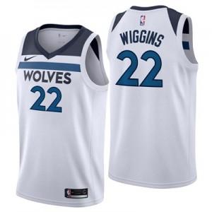 Nike Minnesota Timberwolves Nike Association Swingman Jersey - Andrew Wiggins - Mens Minnesota Timberwolves Nike Association Swingman Jersey - Andrew Wiggins - Mens